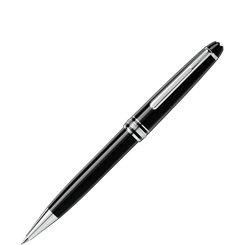 Mont Blanc Classique Platinum-Coated Mechanical Pencil 0,5mm